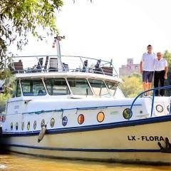 Výletné plavby