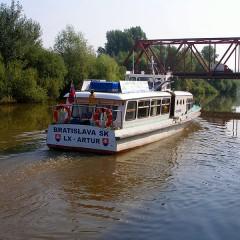Plavba po Bodrogu